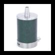 Narghilea Vyro One Green Carbon Portabil