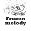 Unicream pasta narghilea Frozen Melody