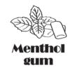 unicream pasta narghilea gum menthol