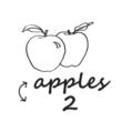 Unicream pasta narghilea Two Apple