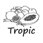 UNICREAM Pasta Narghilea Tropic