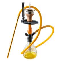 narghilea hookah flame selin yellow