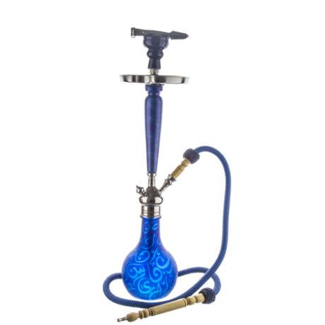 narghilea aladin karatschi blue-turquaz