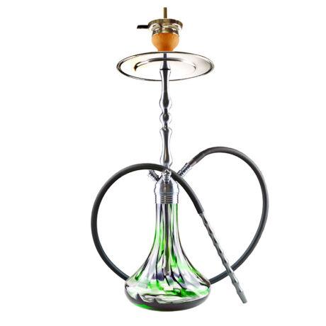 Narghilea Aladin Bronx Green-black