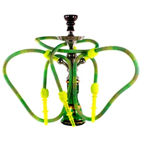 narghilea top mark green 3furtune 55cm