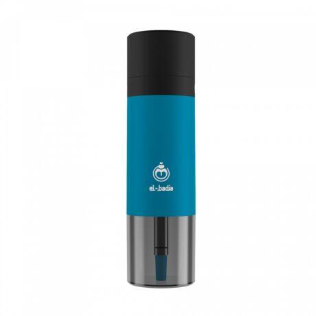 Narghilea El-Badia Portabil Blue Cobalt