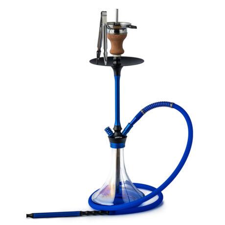 narghilea hookah flame marvelous blue