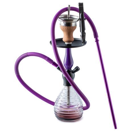 Narghilea Hookah Flame Selin Purple