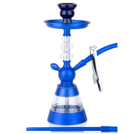 narghilea hookah 3boule blue