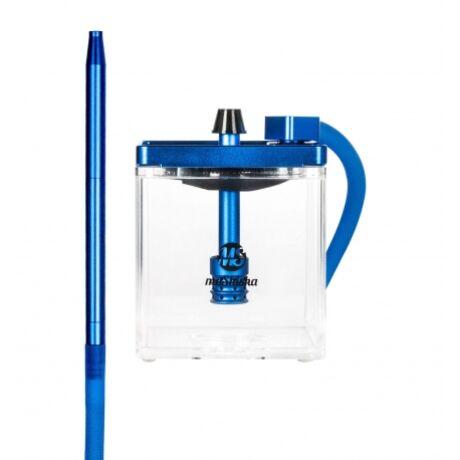 Narghilea MS Mashisha Micro Blue-clear Portabil