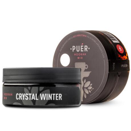 Aroma Narghilea Puer Crystal Winter - Gheata Fresh