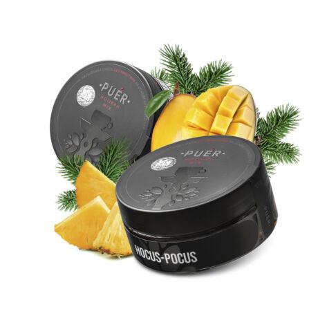 Aroma Narghilea Puer Hocus Pocus - Ananas Mango Muguri Brad