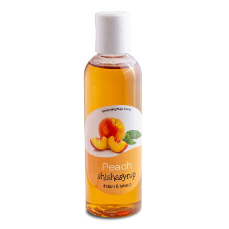 shishasyrup umidificator minerale / tutun narghilea peach