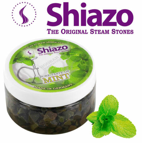 Shiazo Pietre aromate pentru Narghilea -Mint