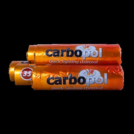 Carbuni Narghilea Carbopol 35mm