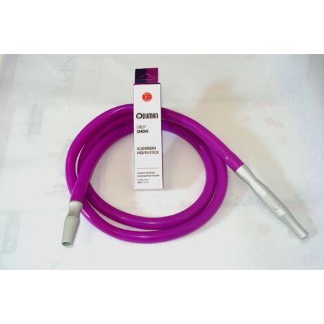 Furtun narghilea silicon purple