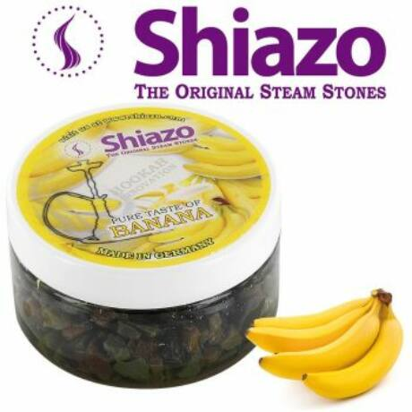 Shiazo Pietre aromate pentru Narghilea - Banana