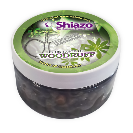 shiazo pietre aromate pentru narghilea - woodruff
