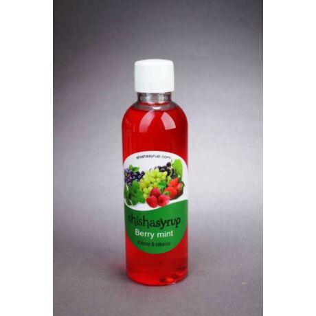 Shishasyrup Umidificator minerale / tutun narghilea Berry Mint