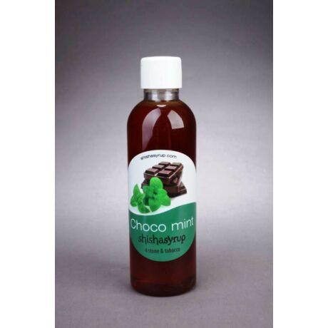 Shishasyrup Umidificator minerale / tutun narghilea Choco Mint