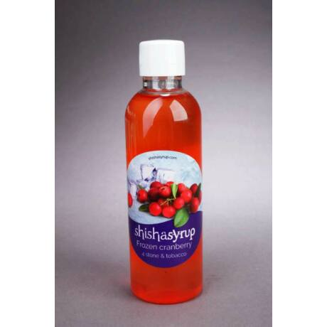 Shishasyrup Umidificator minerale / tutun narghilea  Frozen Cranberry
