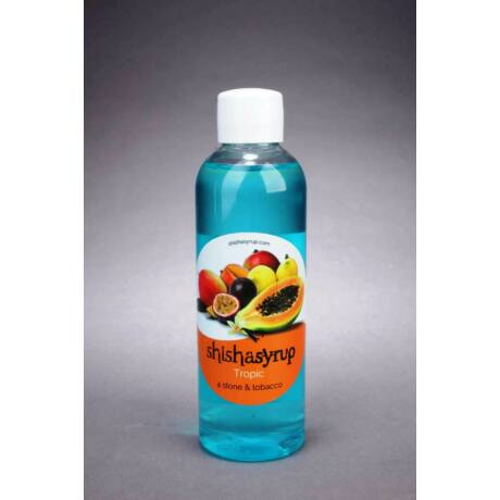 Shishasyrup Umidificator minerale / tutun narghilea Tropic