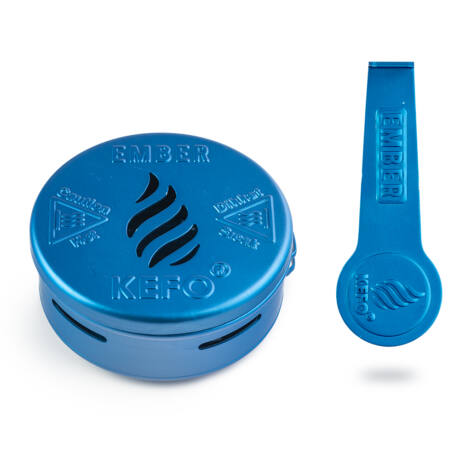 HMD - Desinator Carbuni Narghilea Kefo Ember Blue