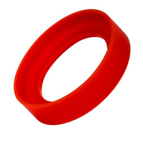 Adaptor Inel Silicon Creuzet - Desinator Narghilea KS Ringo Red