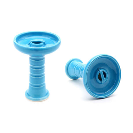 Creuzet narghilea phunnel cascade blue