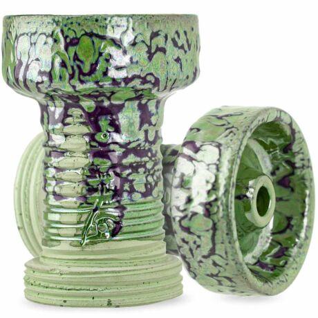 Creuzet Narghilea Phunnel Joker Purple-green