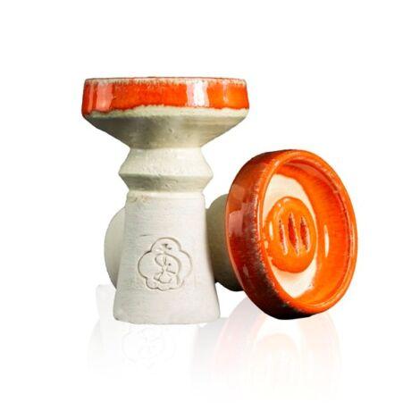 Creuzet Narghilea Phunnel HC Gryzzli Orange-Pearl