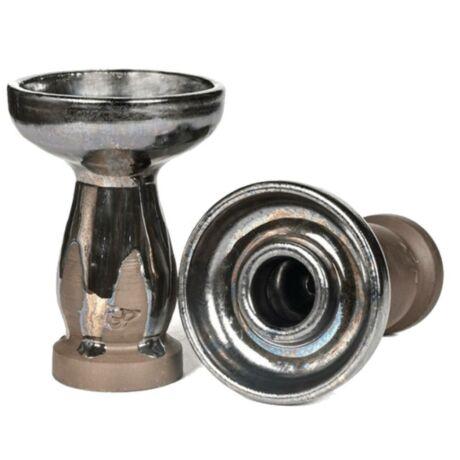 Creuzet Narghilea Phunnel Helium Atom Silver
