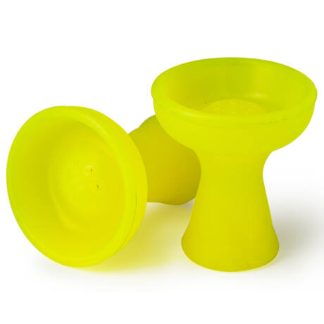 Creuzet Narghilea Amy Silicon Clasic Yellow