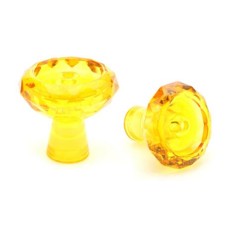 Creuzet Narghilea Phunnel Diamond Yellow
