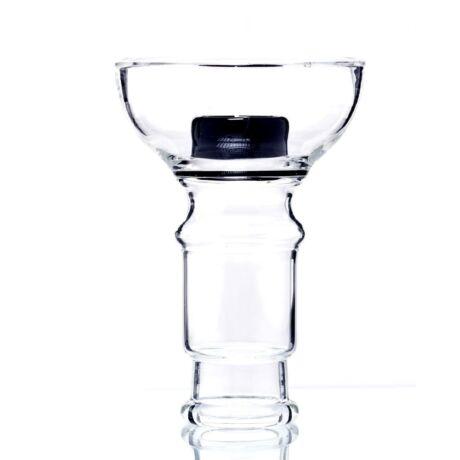 Creuzet Narghilea Dud Phunnel Glass Black