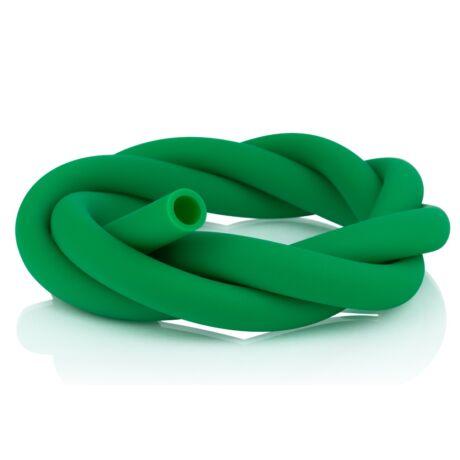 Furtun Narghilea Silicon Ks Original Soft Touch Green