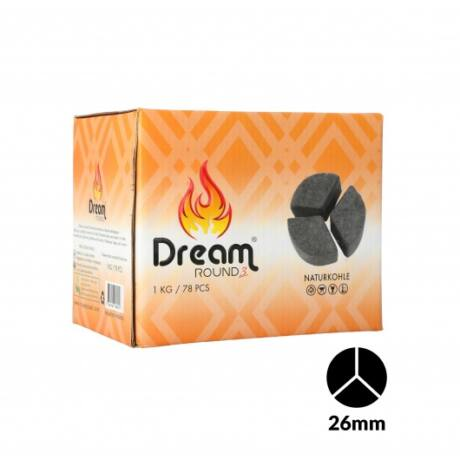 Carbuni Narghilea Dream Round3 Smoke Box