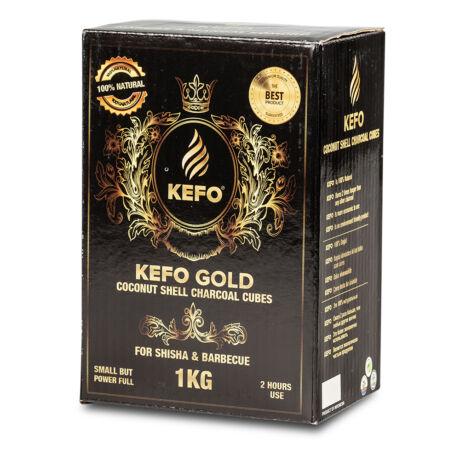 Carbuni Narghilea Kefo Gold 1kg