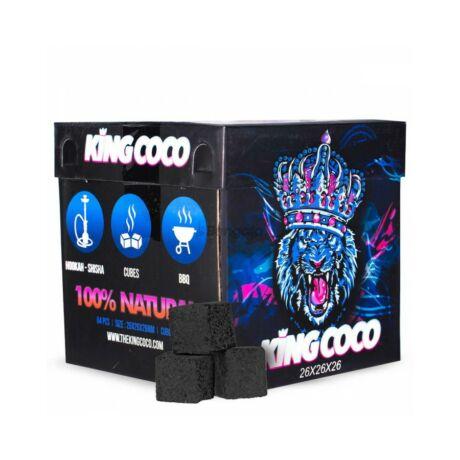 Carbuni Narghilea King Coco 26mm 100% Natural