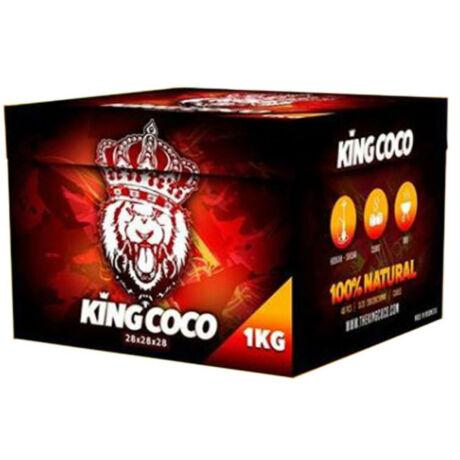 Carbuni Narghilea King Coco 28 mm