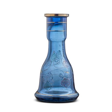 vas narghilea top mark blue paint 30cm