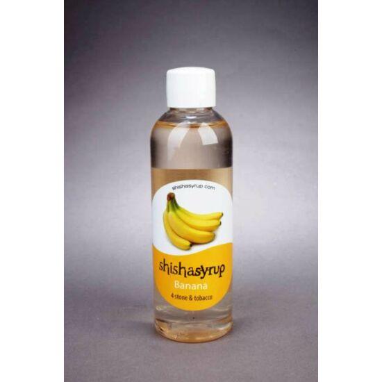 Shishasyrup Umidificator minerale / tutun narghilea Banana