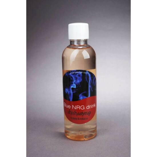 SHISHASYRUP Umidificator minerale / tutun narghilea Blue NRG Drink