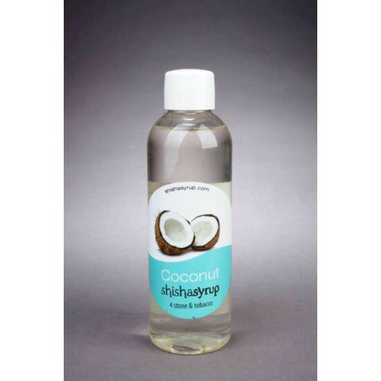 SHISHASYRUP Umidificator minerale / tutun narghilea Coconut