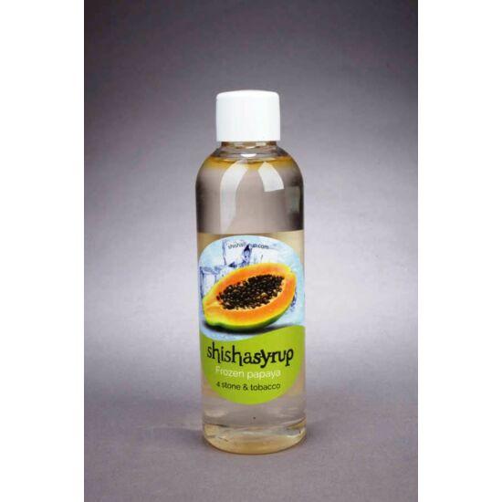 SHISHASYRUP Umidificator minerale / tutun narghilea Frozen Papaya