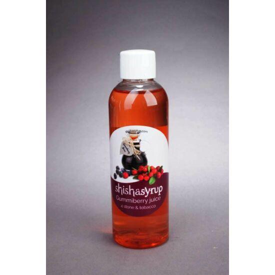 Shishasyrup Umidificator minerale / tutun narghilea Gummiberry Juice