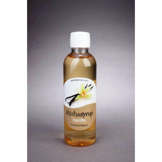 SHISHASYRUP Umidificator minerale / tutun narghilea Vanilla